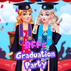 bffs graduation party game
