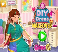 diy dress makeover