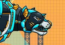 robo police titanium panther